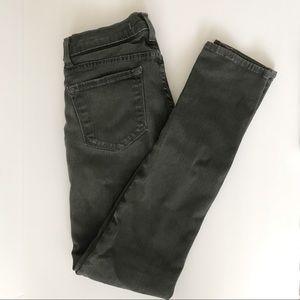 J Brand Skinny Leg Jeans Grey Dare